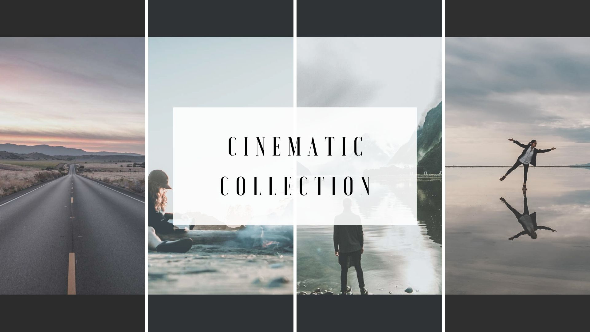 cinematic collection lightroom presets