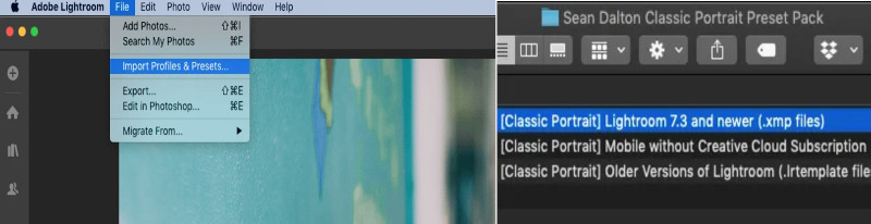 How to Add Presets to Lightroom Classic CC for PC/MAC