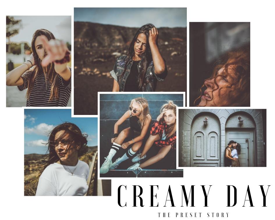 creamy day lightroom presets